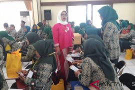 Ketua Yayasan Kartika Jaya motivasi peningkatan kinerja guru