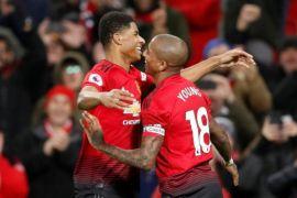 Sudahi puasa kemenangan, MU bungkam Fulham 4-1