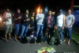 Polrestabes Medan gagalkan pengiriman empat kg sabu