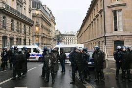 Polisi Prancis kerahkan 89.000 hadapi protes lanjutan