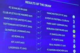 Barca ketemu Lyon, Real Madrid ditantang Ajax di 16 besar Liga Champions