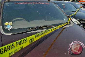 Polda tangkap pelaku penggelapan mobil mewah
