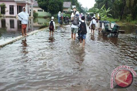 Dua Kecamatan Direndam Banjir