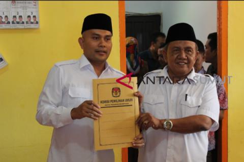 Rusydi-Rosad Calon Walikota dan Calon Wakil Walikota Padangsidimpuan