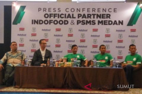 Indofood sponsor PSMS jalani Liga 1