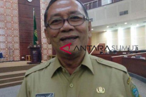 KPK periksa mantan Sekwan DPRD Sumut