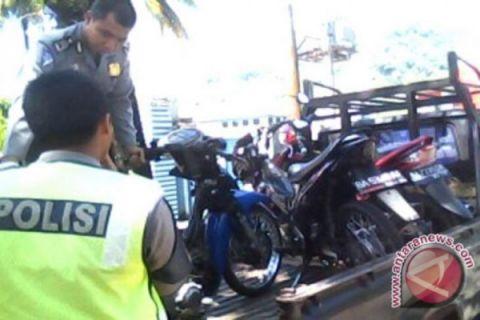 Polisi ringkus sindikat pencuri kenderaan