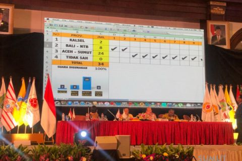 Sumut-Aceh tuan rumah PON 2024