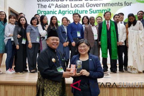 Serdang Bedagai promosikan beras organik di forum internasional