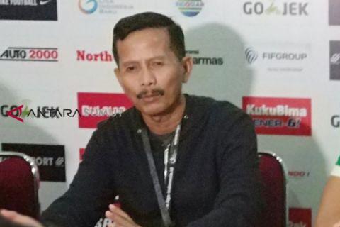 PSMS pecat Djanur sebagai pelatih
