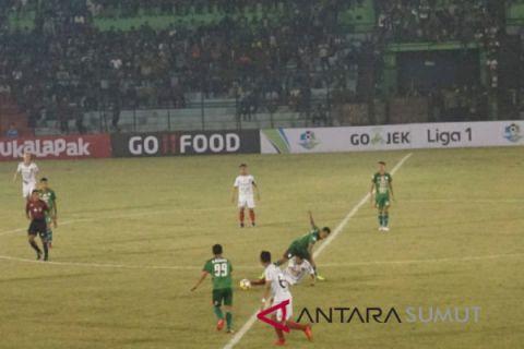 Bali United permalukan PSMS Medan di kandang