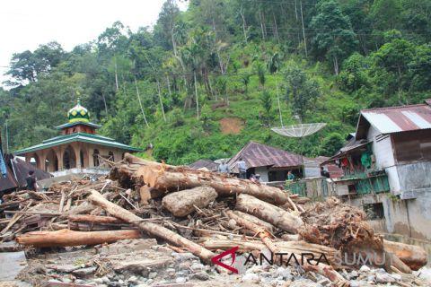 Banjir Bandang Mandailing Natal