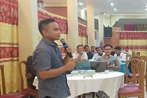 KPU Langkat ingatkan parpol laporkan dana kampanye