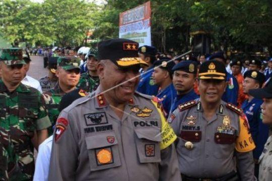 Situasi kamtibmas di Sumut aman