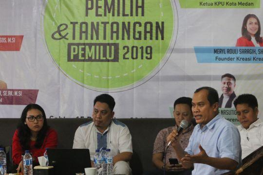CSI Gelar Diskusi Publik Pemilu 2019
