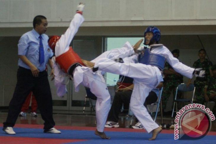 1.030 Atlet Bersaing Di Kejurnas Taekwondo