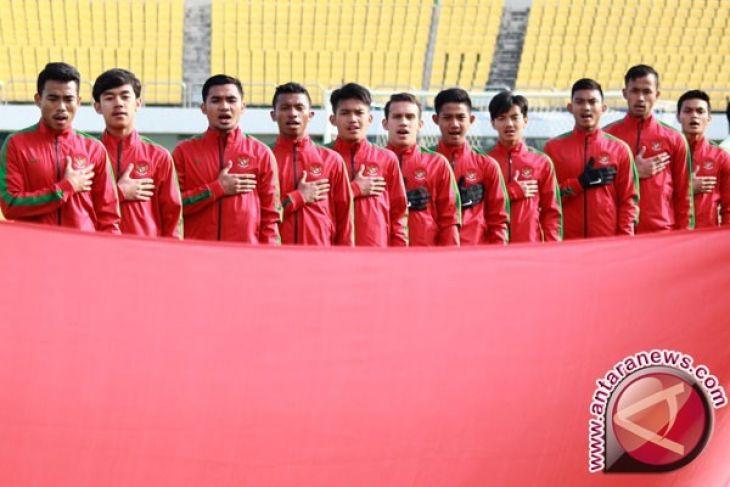 Tim nasional U-19 Indonesia Kalah dari Korsel 0-4