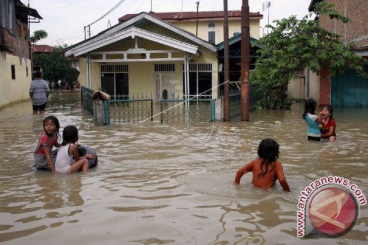 1.825 Rumah Di Langkat Terendam Banjir