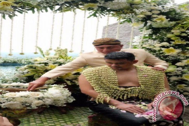 Pangkostrad Peroleh Kehormatan Ikut Prosesi Siraman Mantu Jokowi