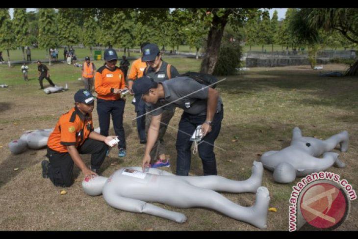 BPBD Latihan Gabungan Penanggulangan Bencana