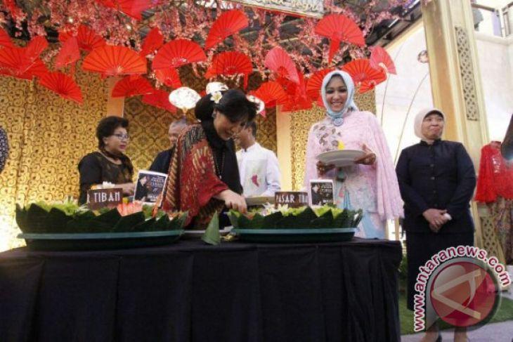 Persembahan Anne Avantie di Medan