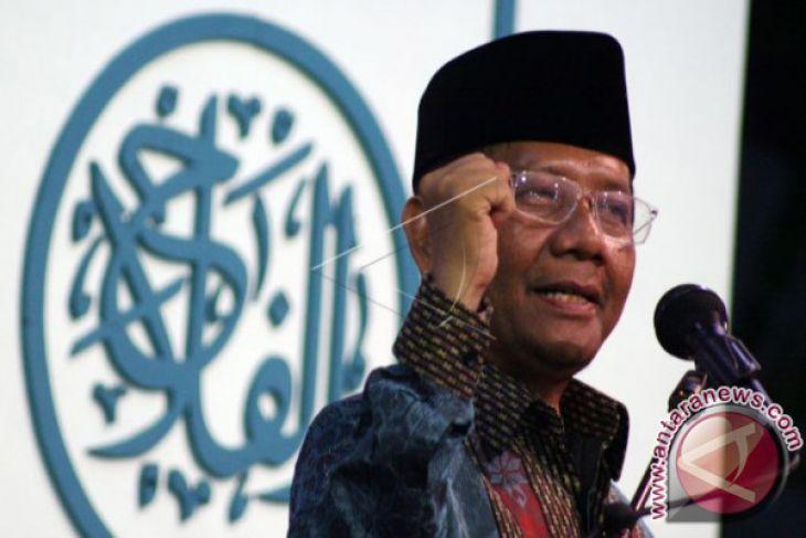 Mahfud MD Tegaskan Sikap Politik Kahmi