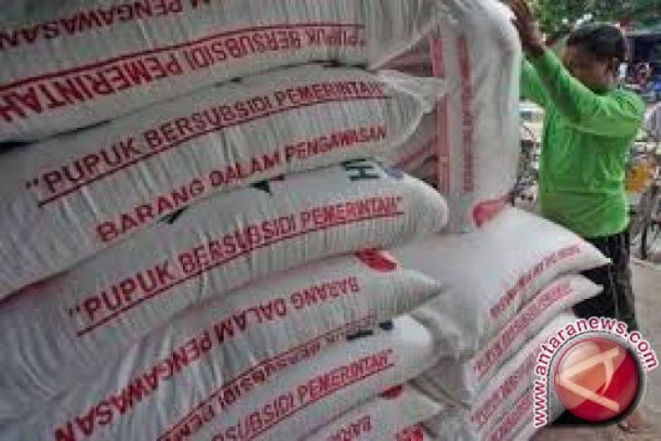 Realisasi penyaluran pupuk bersubsidi di Sumut 101.438 ton