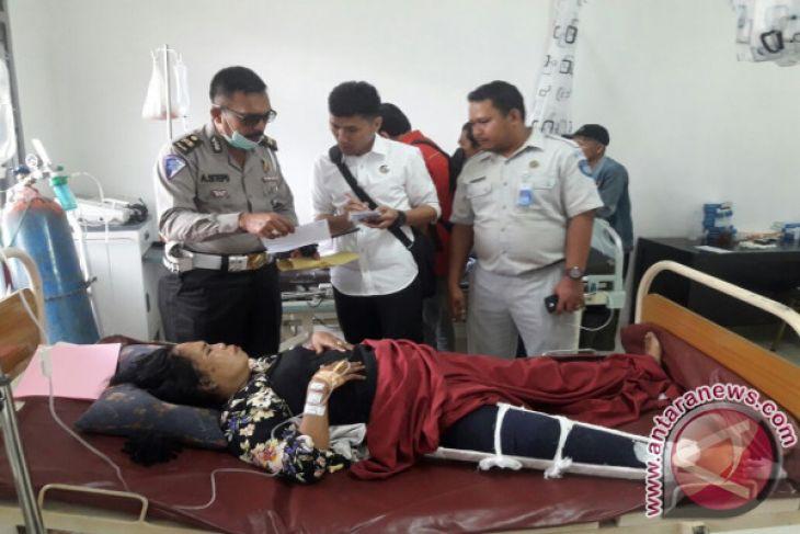 Jasa Raharja Sumut Serahkan Santunan Kecelakaan Tapanuli Selatan