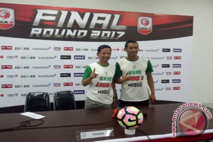 PSMS Promosi ke Liga 1