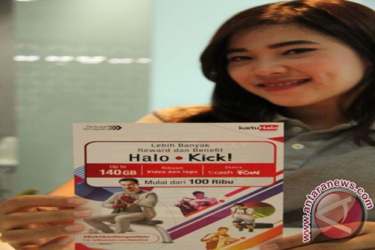 Halo Kick Berikan Reward Lebih Banyak