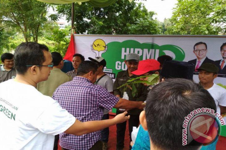 HIPMI Gelar Go Green