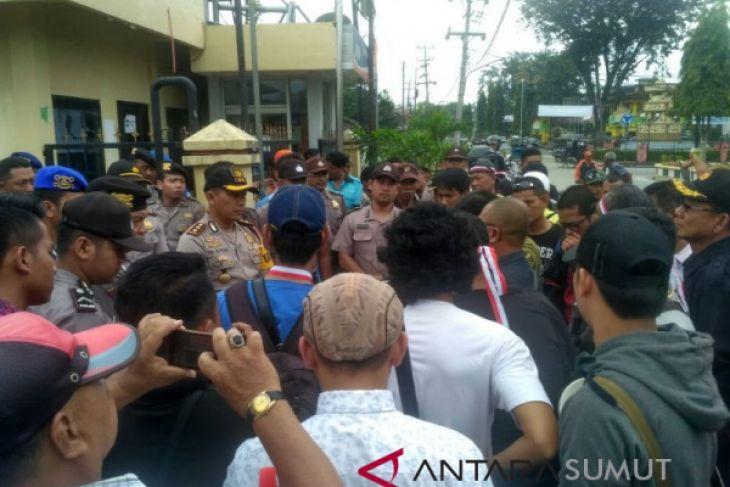 Polisi komit usut penganiayaan wartawan�