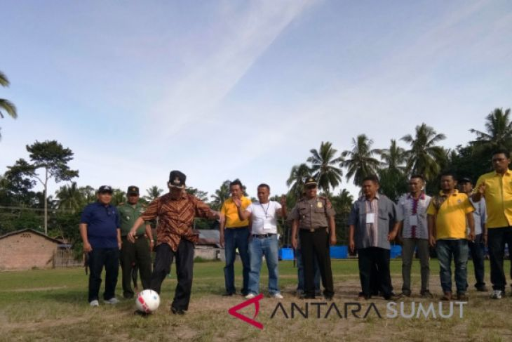 Syahrul buka kompetisi Ganpo Cup I