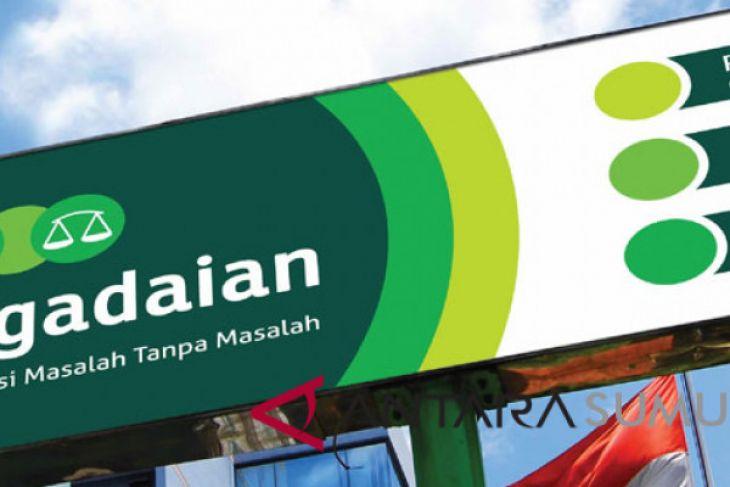 Pegadaian Medan salurkan pinjaman Rp7 triliun
