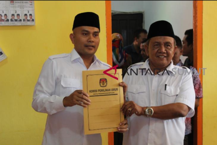 H Rusydi Nasution, S.TP, MM, dan Drs H Abdul Rosad Lubis, MM