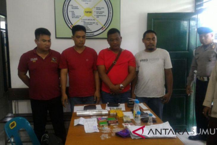 TNI tangkap tiga oknum Polisi sindikat narkoba
