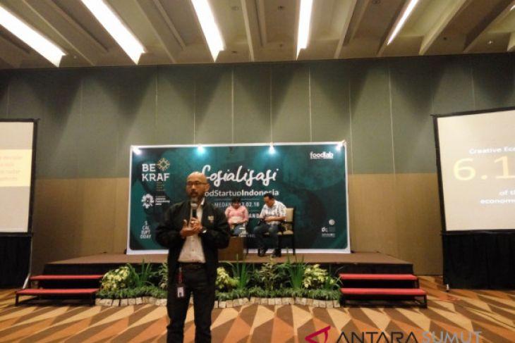 Bekraf jaring lagi pengusaha rintisan kuliner nasional