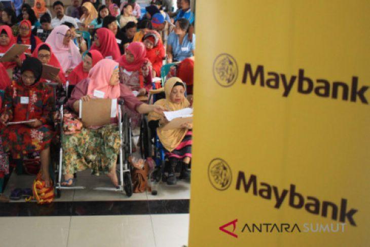 Maybank gelar pemberdayaan ekonomi penyandang disabilitas Medan