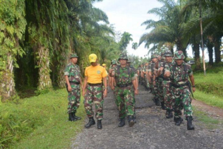 Latihan hanmars tingkatkan kemampuan prajurit