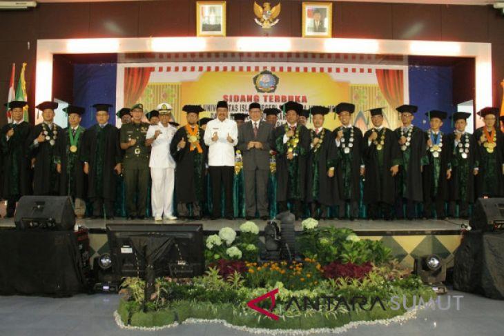 Menteri Agama hadiri wisuda UIN Sumut