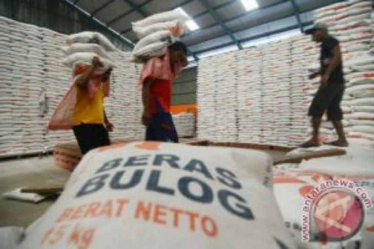 Bulog sudah OP beras 18.800  ton