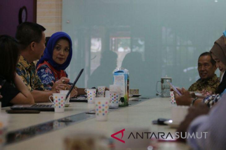 PT.  Japfa Comfeed Indonesia berkunjung ke Antara Sumut