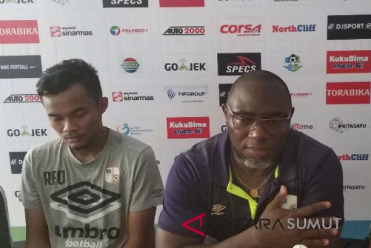 Pelatih Barito Putra akui timnya kurang beruntung