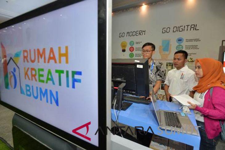 Kementerian BUMN bangun rumah kreatif di Sumut