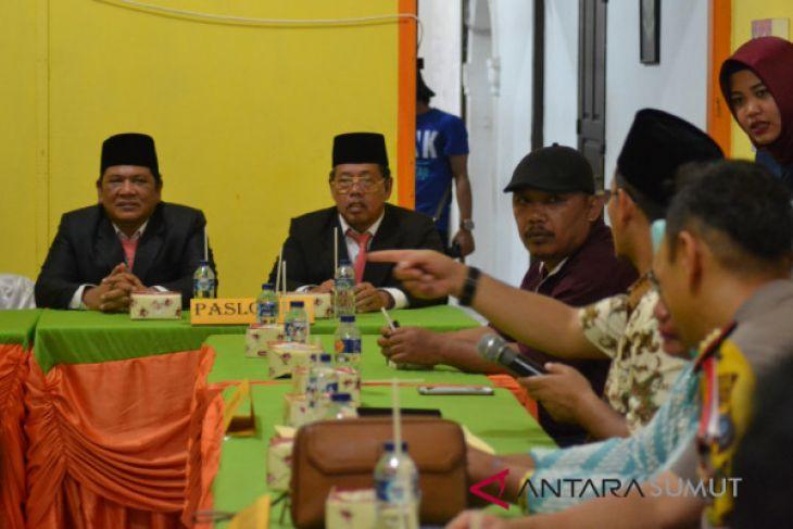 KPU tetapkan Irsan-Arwin pemenang pilkada Padangsidimpuan