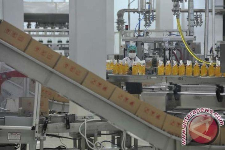 Ekspor minyak nabati Sumut turun