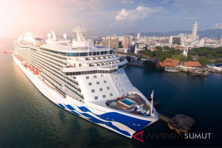 Kapal Pesiar Princess Cruises lirik wisatawan Indonesia