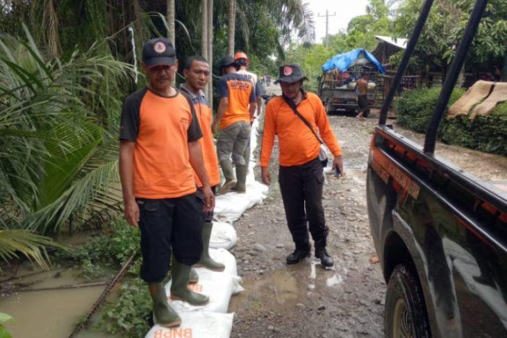 775 rumah di Langkat terdampak banjir