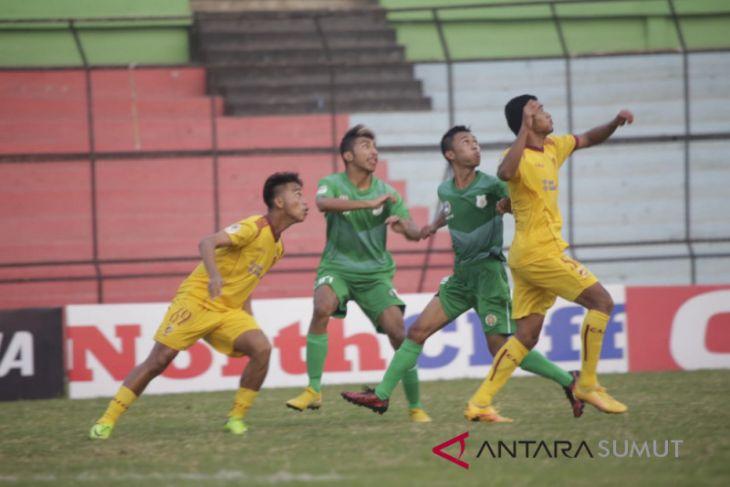 Sriwijaya U-19 kalahkan PSMS