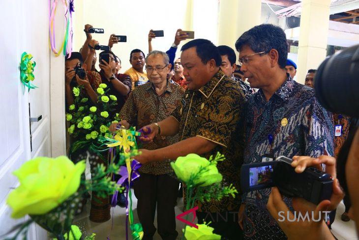 Walikota Sibolga resmikan gedung baru hemodialisis